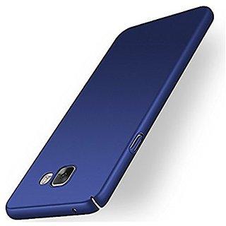 quality design 164bc bf25c Samsung Galaxy J5 Prime Plain Back Cover Color - Blue