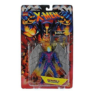 X-Men Invasion Series Archangel II Action Figure
