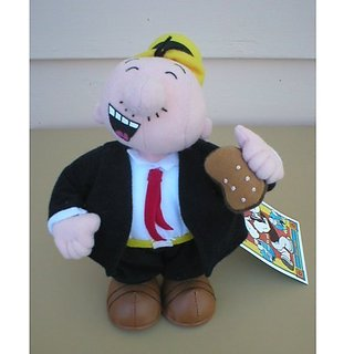 Wimpy (From Popeye) 9-Inch Plush Limited Edition CVS Toy