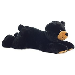 Aurora World Super Flopsie Sullivan Black Bear Plush