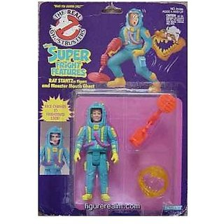 The Real Ghostbusters Super Fright Features Ray Stantz