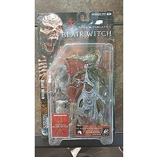 McFarlane - Movie Maniacs - Series 4 - Blair Witch (Human Head/Screaming Face/Dreadlocks Variant) Action Figure...