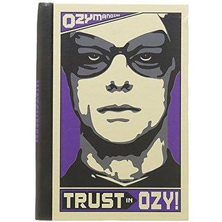 Watchmen Journal &Quot;Ozymandias&Quot;