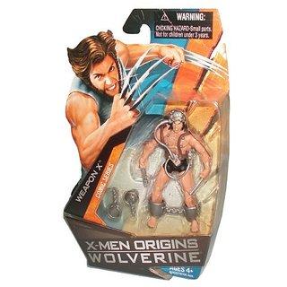 Wolverine Marvel X-Men Origins : Comic Series - Weapon X