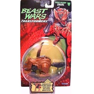 SNARL Transformers Beast Wars 1997 Hasbro