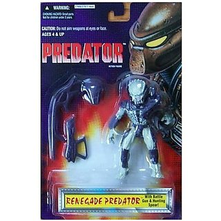 Renegade Predator 5&Quot; Action Figure (1996 Kenner)