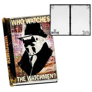 Watchmen Journal &Quot;Rorschach&Quot;