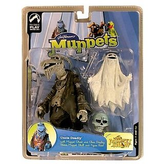 Muppet Show Uncle Deadly (Glow-In-The-Dark) Action Figure