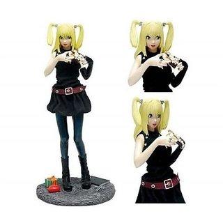 Death Note Craft Label Misa Amane Statue