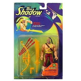 The Shadow Mongol Warrior Action Figure