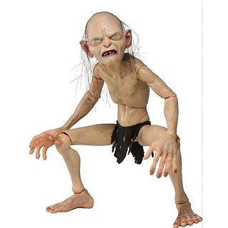 Neca Gollum The Lord Of The Rings 1/4 Scale Figure