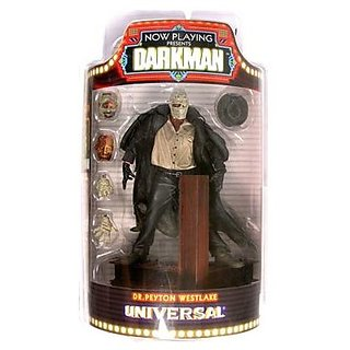 Now Playing Series 1 ≫ Tower Records Exclusive Darkman Action Figure