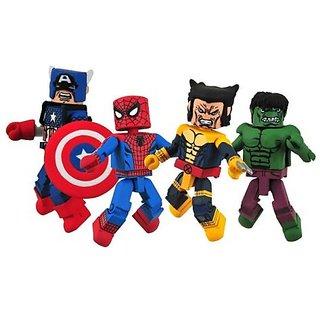 Marvel Minimates: Marvel Heroes Box Set