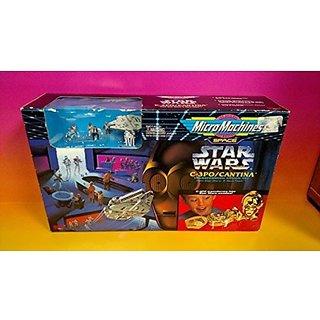 C-3PO Cantina Micro Machines Playset