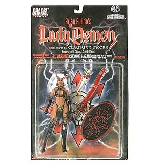 Brian Pulidos Lady Demon Action Figure