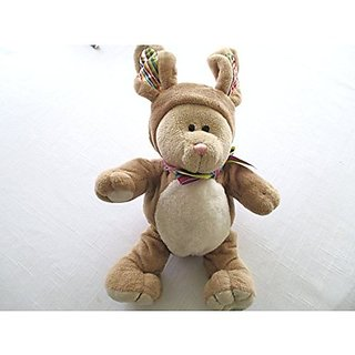 Bearista Bear Collection 2008: 10&Quot; Plush Easter Bunny Rabbit (75th Edition)