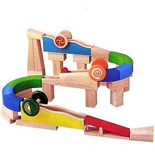 PlanToys Build-N-Spin Play Set