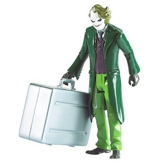 Batman The Dark Knight Basic Figure:Destructo-Case The Joker