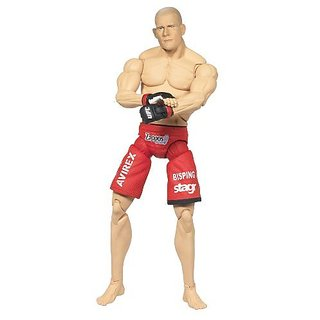 Deluxe UFC Figure Series #1 Michael Bisping