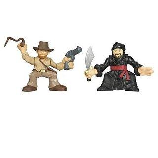 Indiana Jones And Amp; Cairo Swordsman - Indiana Jones Adventure Heroes