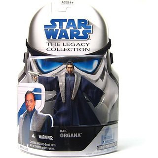 Star Wars: Legacy Collection Wave 4 Bail Organa Action Figure