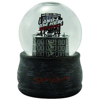 The Spirit Movie Snow Globe