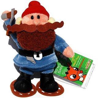 Yukon Cornelius Beanie Plush Rudolph Island Of Misfit Toys Cvs 1999