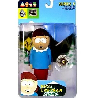 South Park Mrs Cartman Action Figure