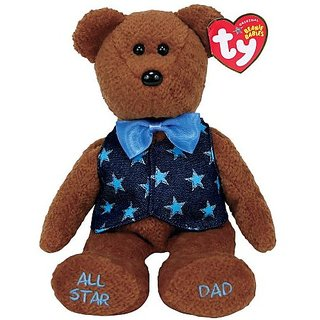 Ty All-Star Dad - Bear