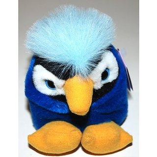Puffkins Jake The Blue Jay Bean Bag