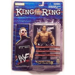 The Rock WWF King Of The Ring
