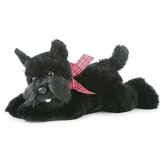 Aurora Plush Mr. Nick Scotty Dog Flopsie - 12&Quot;