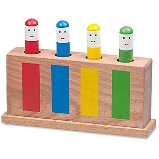 Galt Toys Wooden Pop-Up Toy