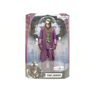 12&Quot; Dark Knight Joker Exclusive Action Figure
