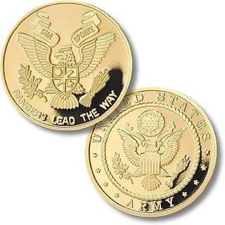 Rangers Army Merlin Gold