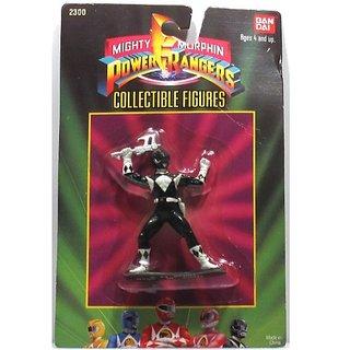 Mighty Morphin Power Rangers Black Ranger 3 Figure