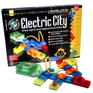 Logiblocs Electric City