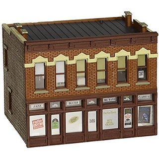 Walthers Trainline HO Scale Gemini Building Building