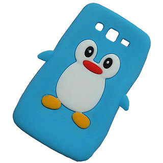 cartoon printed silicon cover at very reasonable cost for samsung grand 2 G7106