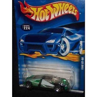 #2000-224 Ford GT-90 Collectible Collector Car Mattel Hot Wheels