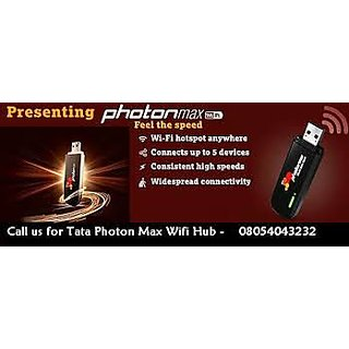 Tata photon max wifi