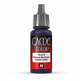 Vallejo Game Color Hexed Lichen Paint, 17ml