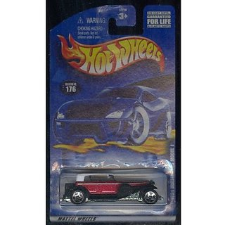 Hot Wheels 2001-176 1931 Duesenberg Model J 1:64 Scale