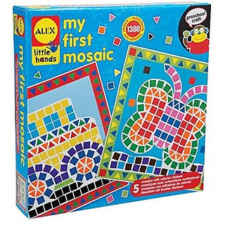 ALEX&Reg; Toys - Early Learning My First Mosaic -Little Hands 1414