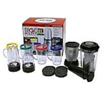 21 Piece Magic Blender Set, Magic Bullet, Imported + Nicer Dicer Free