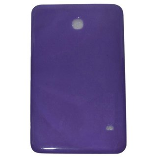 wholesale dealer 88a40 a0ac8 Buy Kelpuj Back Cover For Samsung Galaxy Tab 4 8.0 3g Sm-t331-purple ...