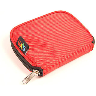 Hard Disk Pouch S37 Red