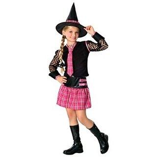 Drama Queen Ex-Spelled Witch Kids Costume
