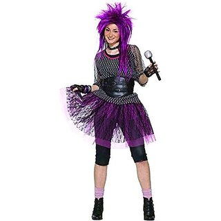 Forum Novelties Childrens Costume Teenz - Funky Pop Star (Ages 14 To 18)