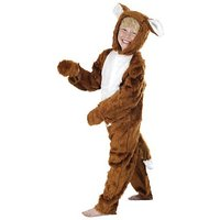 Fox Costume For Kids 8-10 Yrs